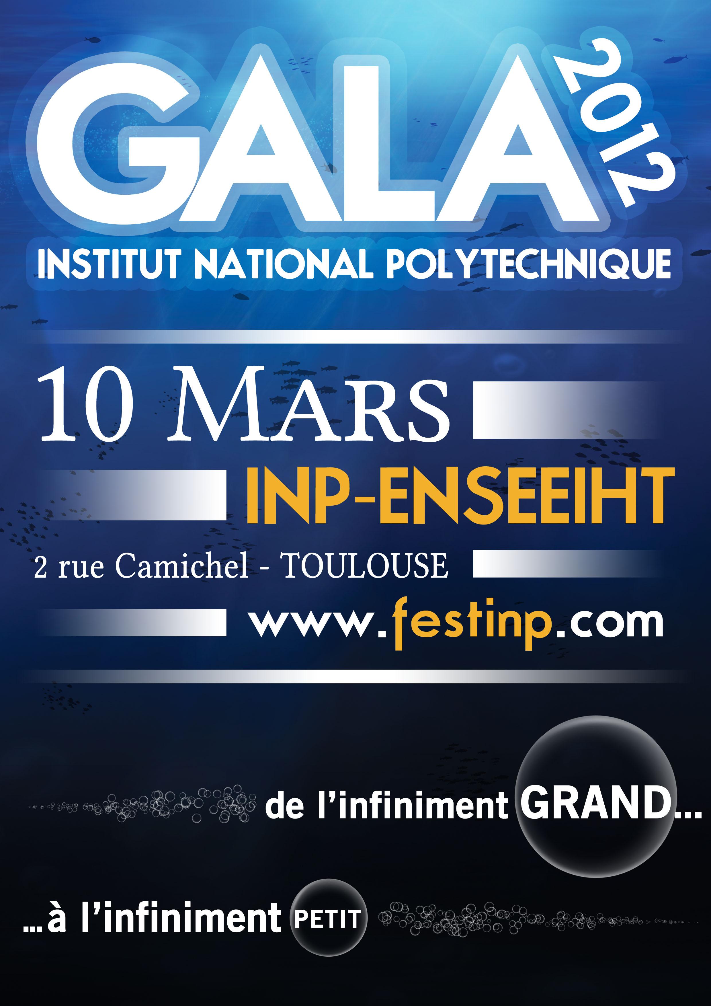 gala flyers